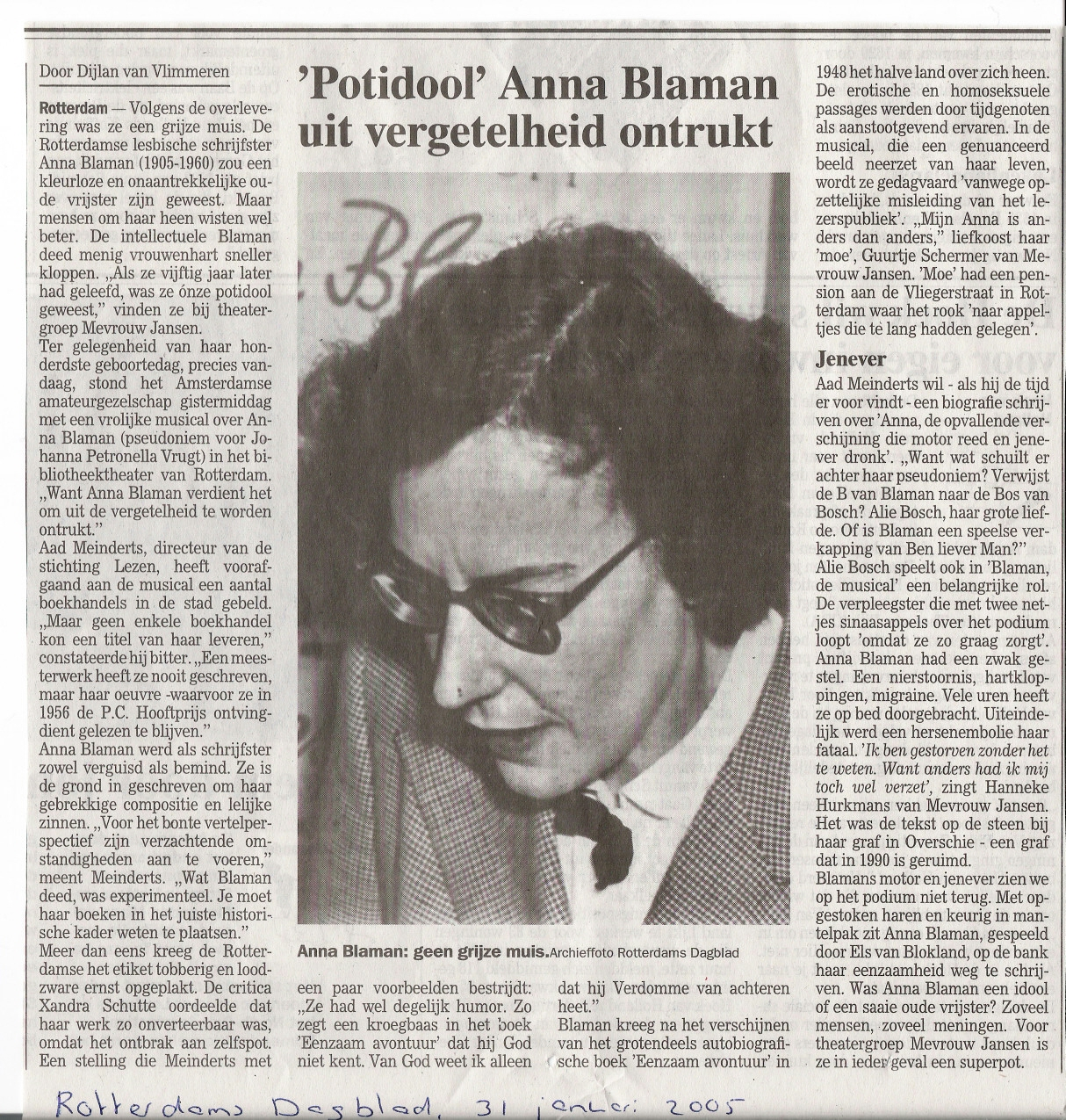 recensie R'dams Dagblad